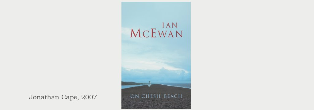 on chesil beach essay Saoirse ronan (on chesil beach) reads an essay about how a language  barrier impacts the relationship between a young woman and an.