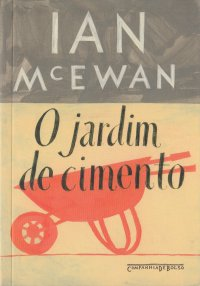 Brazilian Edition of The Cement Garden by Ian McEwan