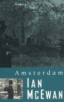 Dutch translation of Amsterdam by Ian McEwan